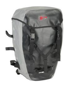 Fahrradrucksack mit einem Fassungsvermögen von etwa 15 - 20 Litern