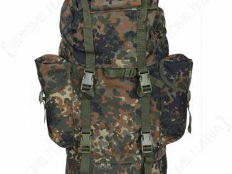 Welchen Rucksack verwendet die Bundeswehr?